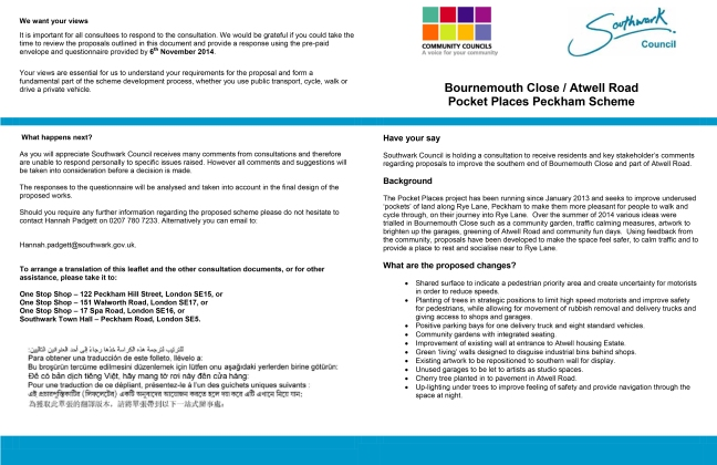 Bournemouth - Choumert Consultation Document FINAL for WEB-4